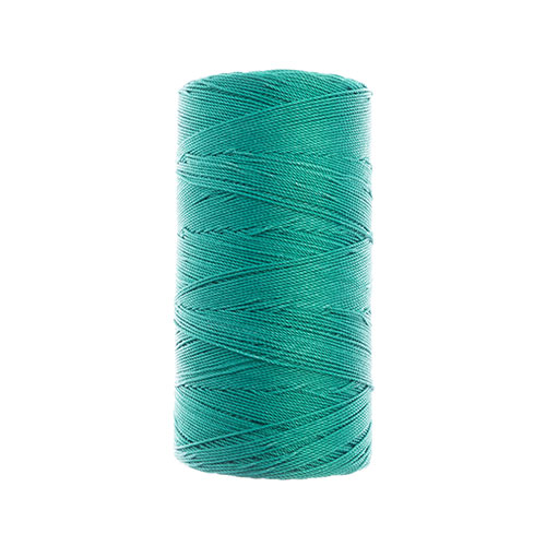 Rosary Beading Cord 1mm Green - 1962ft/654yds image