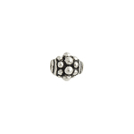 SS.925 BALI BEAD 6x8mm APPROX 10pc/10g image