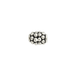 SS.925 BALI BEAD 7.5x5mm APPROX 9pc/10g image