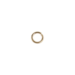 GF 14KT JUMP RING (.76) ROUND 5mm APRX 1.3g image