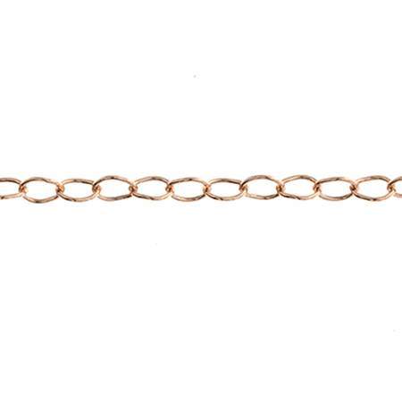 RGF 14K 1512 Cable Chain (2.2mm) Aprx 0.88g / foot image
